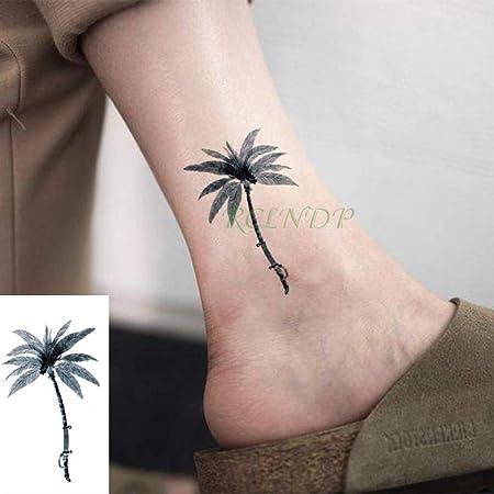 tzxdbh 7pcs Impermeable Etiqueta engomada del Tatuaje Temporal ...