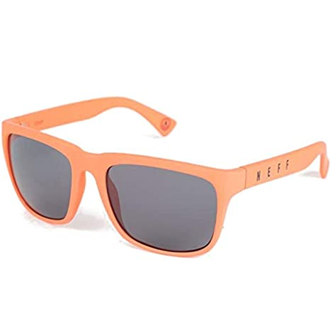 ca5c65959d6 NEFF Men Sunglasses Chip orange Standard size  Amazon.co.uk  Clothing
