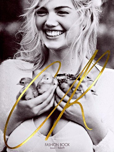 CR Fashion Book Magazine #1 Kate Upton Cover Edwidge Danticat Elsa Peretti