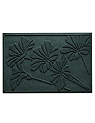 Aqua Shield Spring Flowers Doormat, 2\
