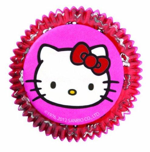 Wilton 415-7575 Hello Kitty Baking Cups