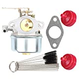 Hilom 640084A 640084 632107 Carburetor for Toro 38605 522 Power Throw Craftman 536886540 536886120 536885470 Snowblower HSSK40 HSSK50 HS50 LH195SA Snow Blower Engine Mower Generator
