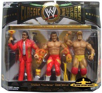 Classic WWE Superstars Fabulous Freebirds set