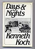 Days and Nights, Kenneth Koch, 0394524802