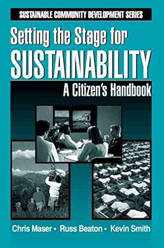 Setting the Stage for Sustainabilty. CRC Press. 1998.