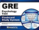 GRE Psychology Test Flashcard Study System: GRE Subject Exam Practice Questions & Review for the Graduate Record Examination (Cards)