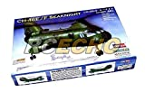 RCECHO® HOBBYBOSS Aircraft Model 1/72 CH-46E/F Seaknight Scale Hobby 87223 B7223 with RCECHO® Full Version Apps Edition