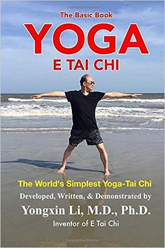 Amazon Fr Yoga E Tai Chi The Basic Book Color Version