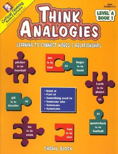 Think Analogies® A1 - County Block The Orange