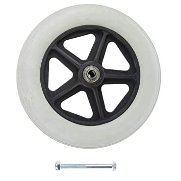 Durable - Ruedas para ruedas delanteras de silla de ruedas ...