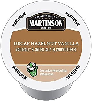24-Count Martinson Hazelnut Vanilla Decaf Single Serve RealCups