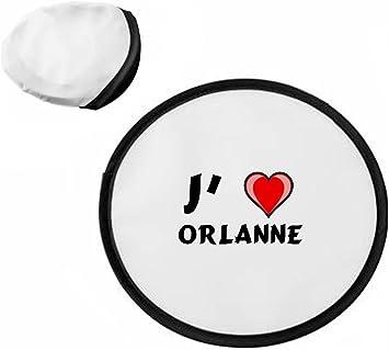 Frisbee personnalisé avec nom: Orlanne (Noms/Prénoms): Amazon.fr: Jeux et  Jouets