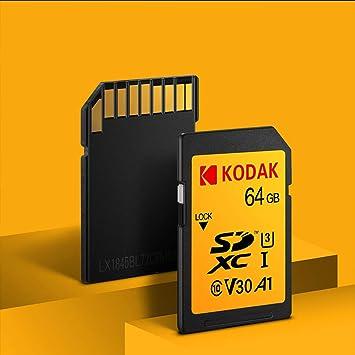 Festnight Kodak U3 Tarjeta SD Tarjeta de Memoria de UHS-II ...