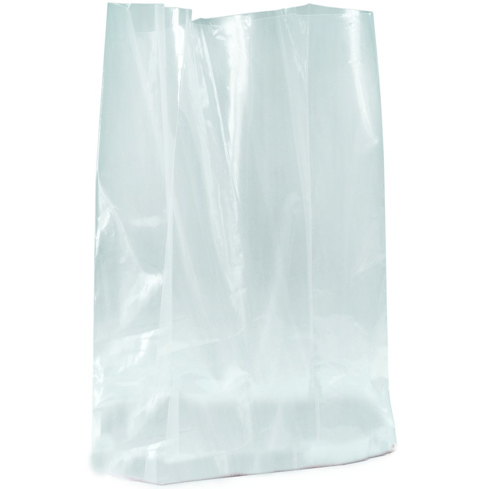 Pack of 500 4 mil Aviditi AVPB4151 Reclosable Poly Bags Pounds Load Capacity Thick 6 Width 20 Length Clear
