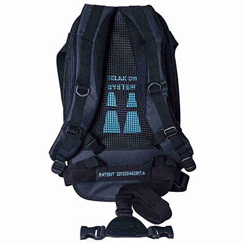 Crossrock Saddle for Hard Guitar Case as Backpack (CRCS1)