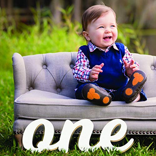 Birthday Photo Prop - First Birthday ONE Photo Prop Wooden one Sign - Number one - Wooden Number Prop - Word one for Photos, 1st Birthday - Personalized Gifts - Wooden Letters First Birthday ONE