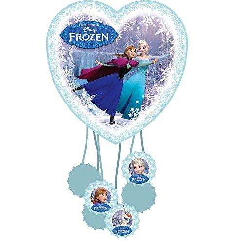 Disney Frozen Amscan International Frozen Folded (Disney Frozen Olaf Pinata)