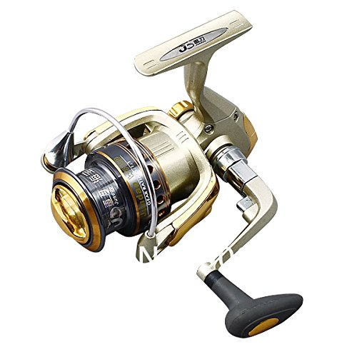 Spinning Fishing Reel With Worm Shaft Transport System Wf-30F