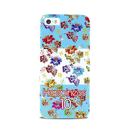 Puro HPIPC5ARG Happiness Case für Apple iPhone 5/5S World Cup Argentina Flag