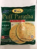 Puff Paratha Asian Pancakes (Spring Onion) - 14.1oz (Pack of 12)