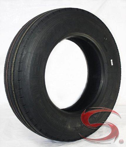 ST215/75R17.5 Hercules H-902 Radial Trailer Tire LR H, 4806 lb Max Load