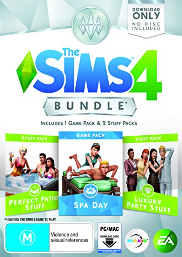 The Sims 4 Bundle (add On) (download Code (Download Bundle)