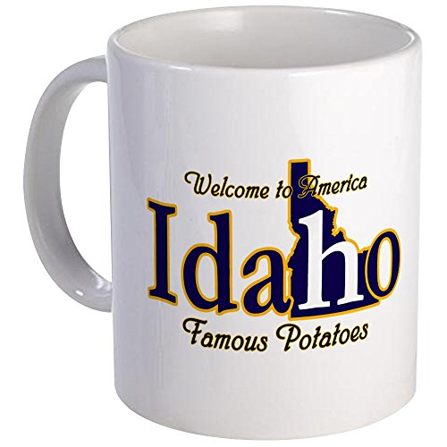 CafePress Idaho Mug Unique Coffee Mug, Coffee Cup