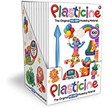 Plasticine - 12 units of 9 Color Play Pack