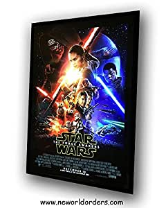 led light box movie cinema poster frame black 27x40 39 39 posters prints. Black Bedroom Furniture Sets. Home Design Ideas