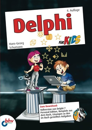 Delphi für Kids (German Edition) by mitp-Verlag