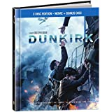 Dunkirk (2-Disc) - 64 Pages Digibook