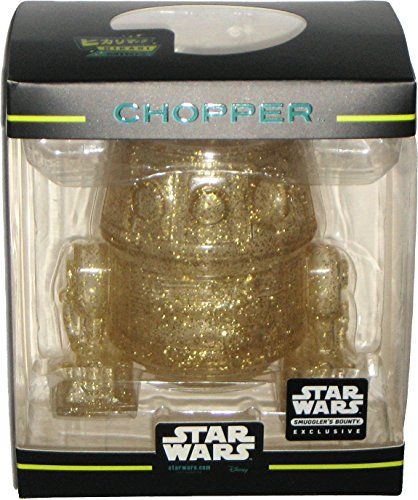 [Funko Hikari Minis Chopper Droid Star Wars Rebels Smuggler's Bounty March 2017 Exclusive Vinyl Figure] (Star Wars Chopper)
