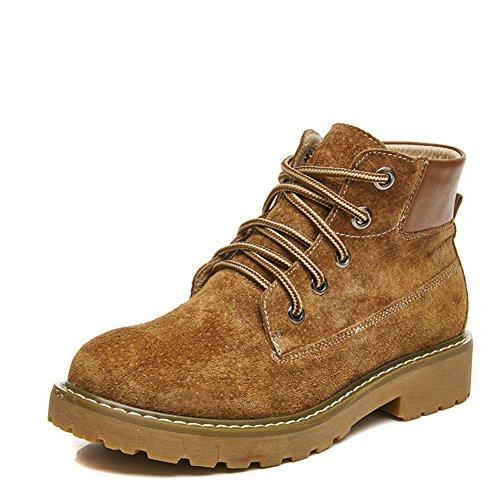 Vintage Martin Stiefel,British Wind And Spring Boots,Leder Flat Stiefel,Dick Heels Short Stiefel C