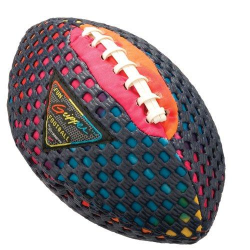 Fun Gripper (TD Tie-Dye (Pee Wee) 8.5 Football By: Saturnian I P.E. - Fun Gripper