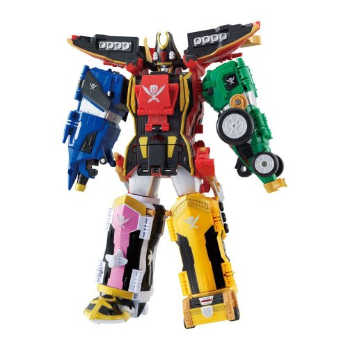 Power rangers GOKAIGER DX GOKAIOH GOKAI-OH Megazord for sale  Delivered anywhere in USA