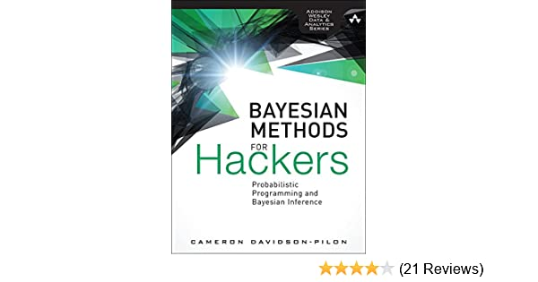 Amazon com: Bayesian Methods for Hackers: Probabilistic