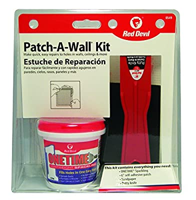 Red Devil 0549 Patch-A-Wall Kit