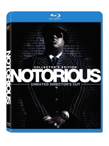Notorious [Blu-ray] (Eminem Smoking With The Best)