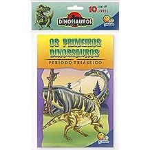 Dinossauros.Os gigantes da Terra - Kit com 10 und.