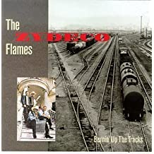 Burnin' Up the Tracks by Zydeco Flames