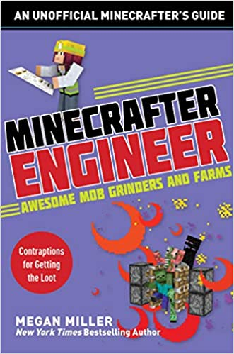 amazon com minecrafter engineer awesome mob grinders and farms