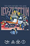 Amazon Price History for:Led Zeppelin Remains Poster 24 x 36in