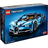 LEGO Technic Bugatti Chiron 42083 Building Kit (3599 Piece), Multicolor