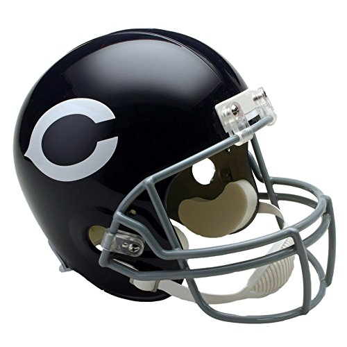 (Chicago Bears 62-73 Officially Licensed Replica Throwback Football Helmet)