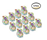 PACK OF 12 - Hartz Just for Cats Sparkle Madness Toy- 3 CT
