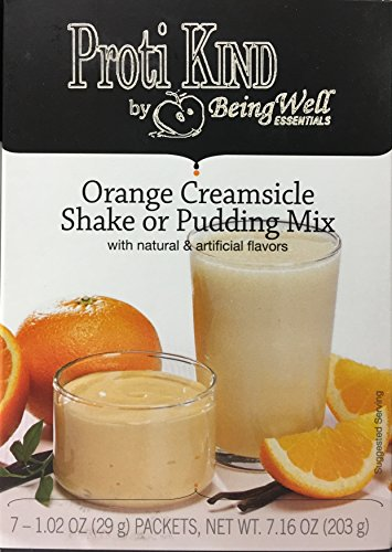 Cheap Proti Kind High Protein Diet Shake & Pudding – Low Calorie – Low Sugar – Low Carbs ( 7 servings) (Orange Creamsicle)