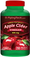 Mega Potency Apple Cider vinegar 600 mg