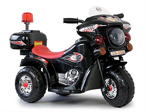 Kindermotorrad Polizei