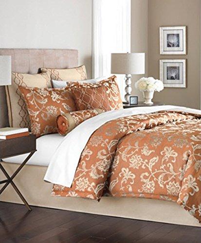 Martha Stewart Collection Devon Bloom 6 Piece Queen Comforter (Martha Stewart Collection 6 Piece)