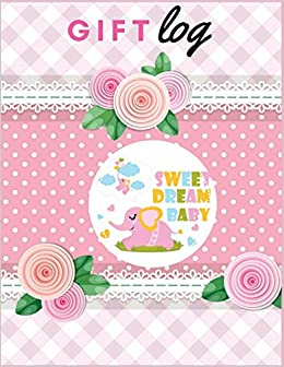 Buy Gift Log Sweet Dream Baby Baby Shower Gift Record Baby Shower